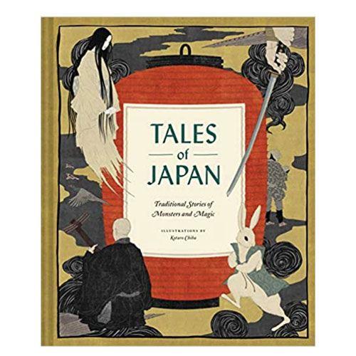 tales of japan book