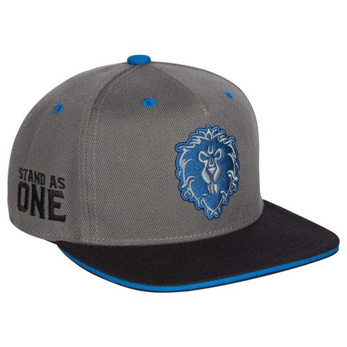 alliance stand as one snapback