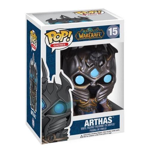 arthas figurine gift