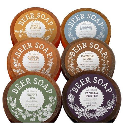 beer soap pack