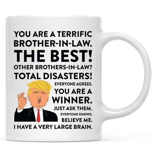 donald trump brother-in-law mug