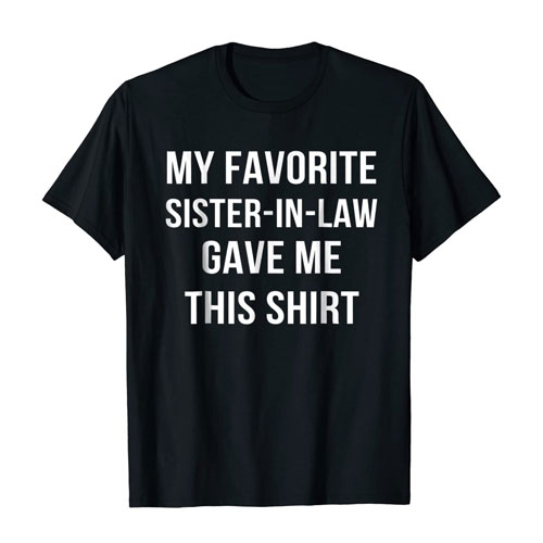 brother-in-law tee