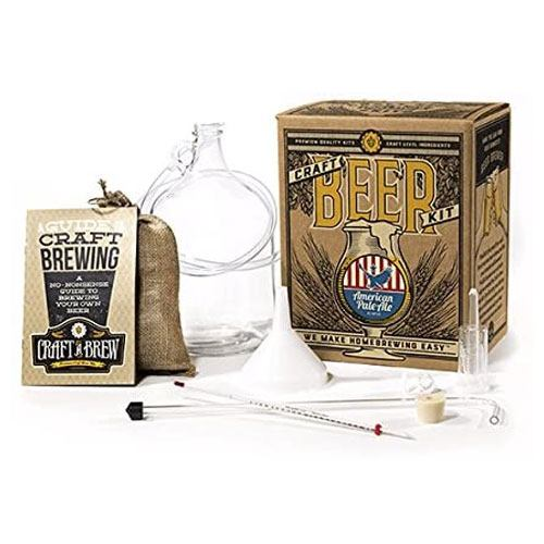 craft a brew beer kit