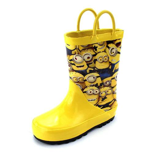 despicable me minions boots