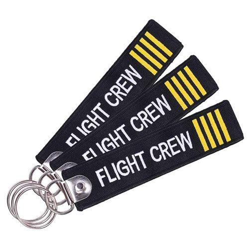pilot keychain tags