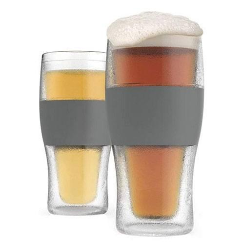 frozen pint glasses gift idea