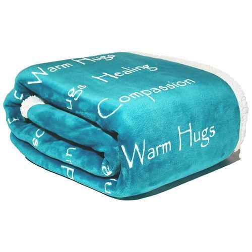 get well blanket gift