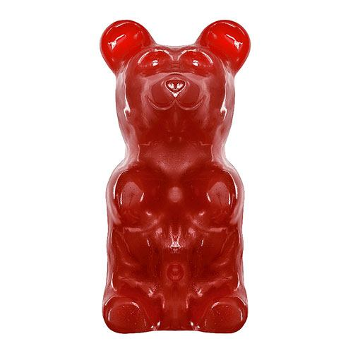 giant gummy bear present