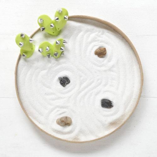 handmade zen garden
