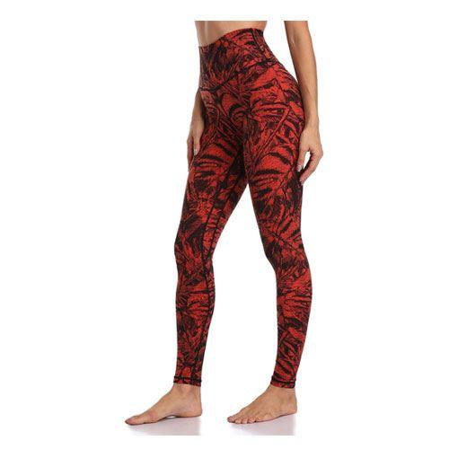 pattern yoga pants gift idea