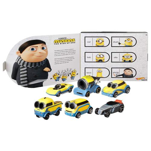 minions gift ideas cars