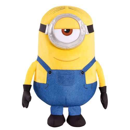 jumbo stuart minion plush