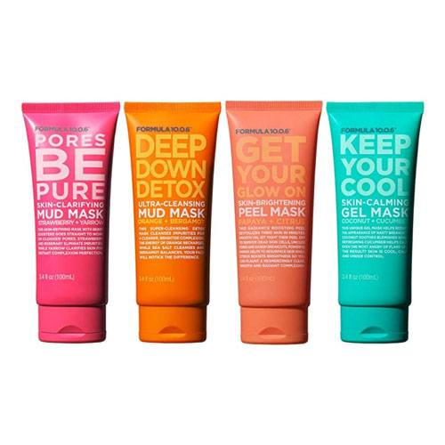 detox mask collection