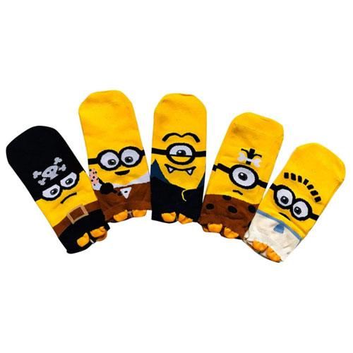 novelty minions socks