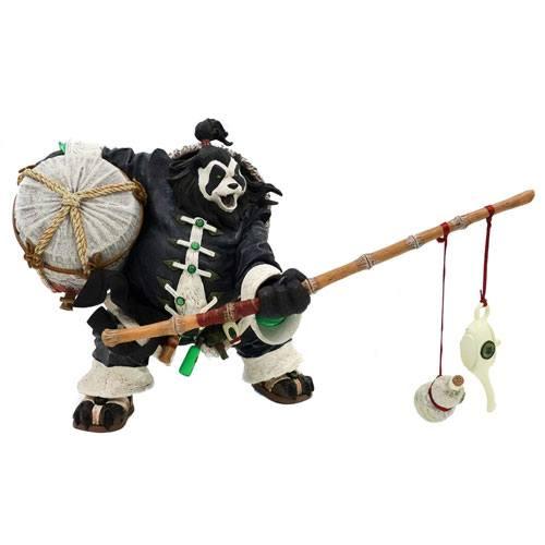 pandaren brewmaster figure gift