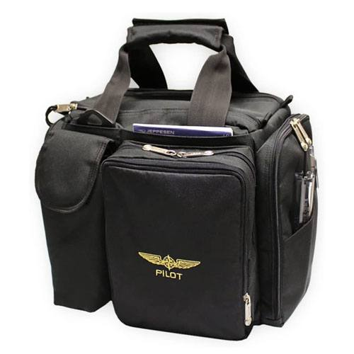 pilots aviation flight bag