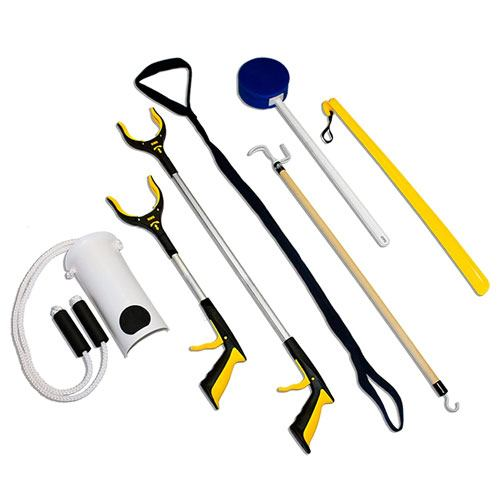 reacher grabber set