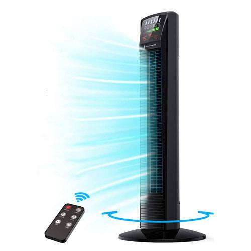 rotating tower fan gift