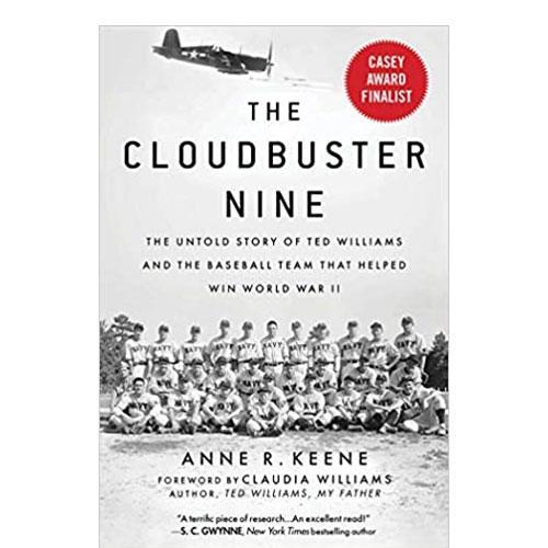 the cloudbuster nine book