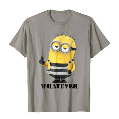 minions gifts for adults tee