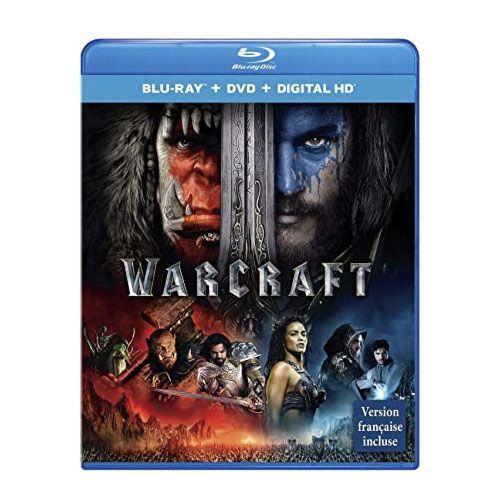 warcraft movie blu ray