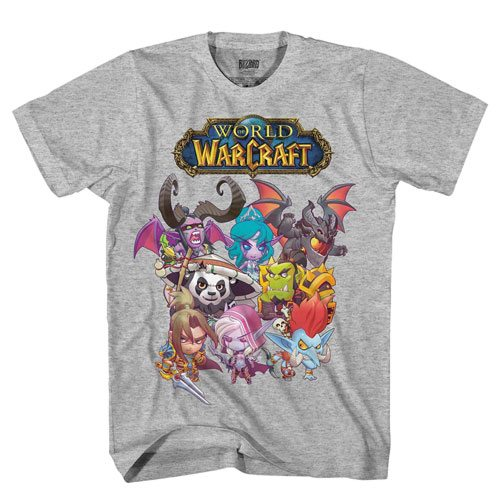 world of warcraft adventure tee