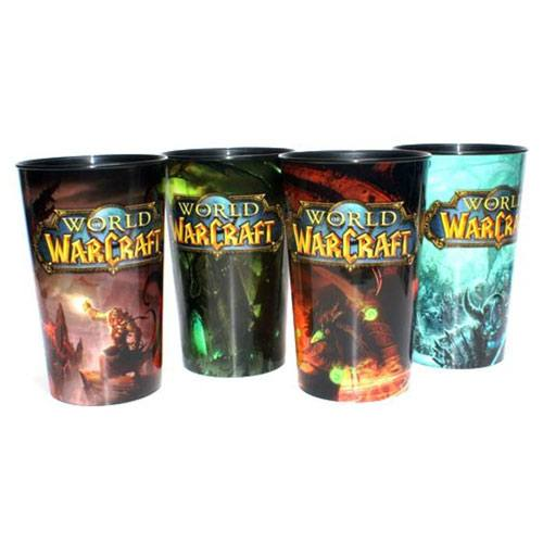 wow collectible cups set
