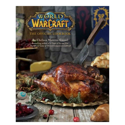 world of warcraft official cookbook
