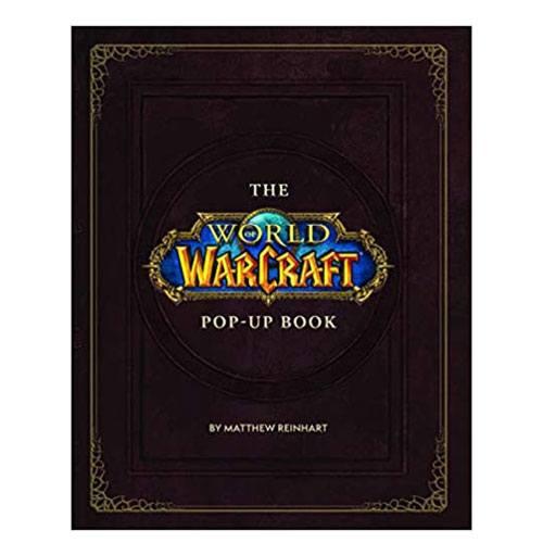 world of warcraft pop up book