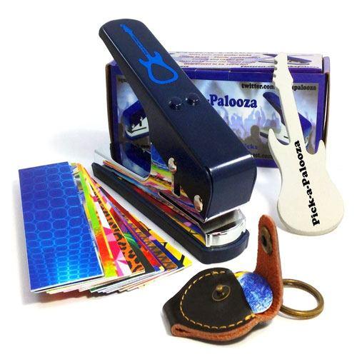 DIY guitar pick maker kit