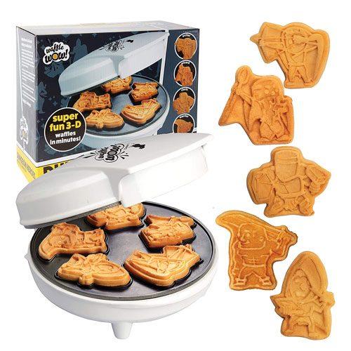 dnd waffle maker gift