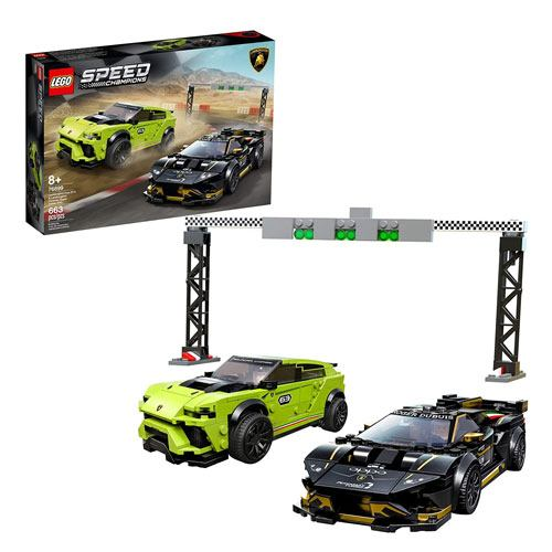 LEGO lamborghini car set