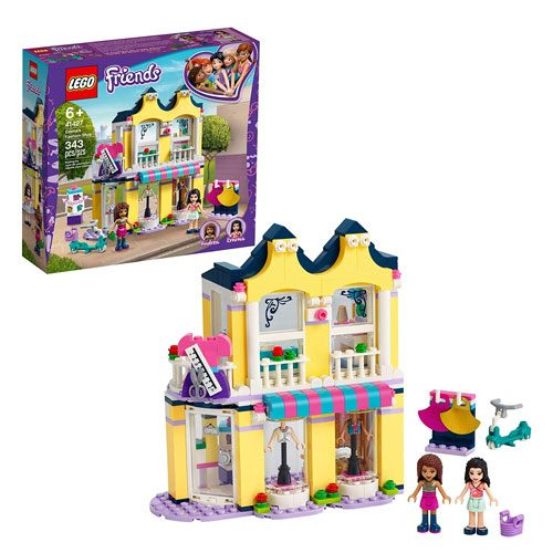 LEGO friends fashion shop set