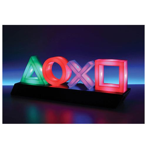 playstation icon lights rgb