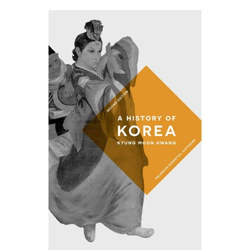 history of korea book