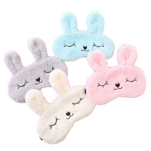 animal sleeping eye mask set