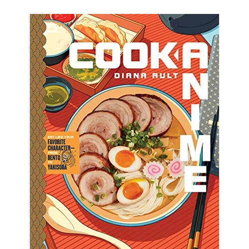 anime cookbook