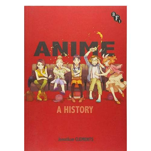 anime history book