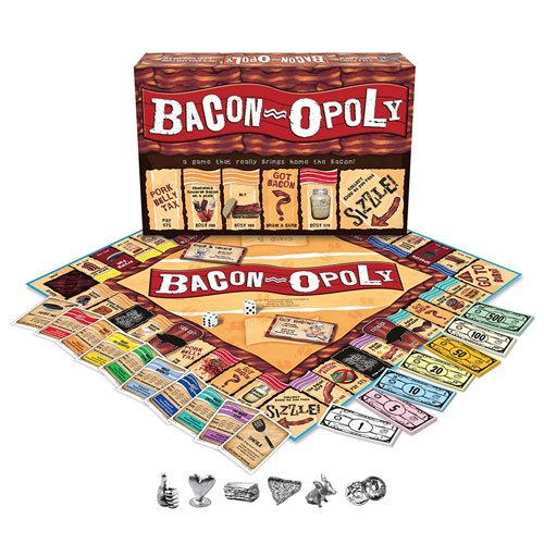 baconopoly board game gift