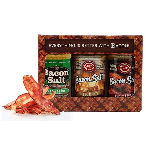 bacon gifts salt gift box