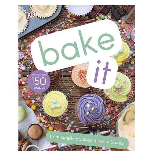 bake it recipes book for kids