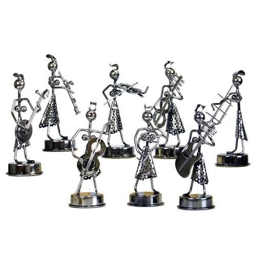 band figurines set