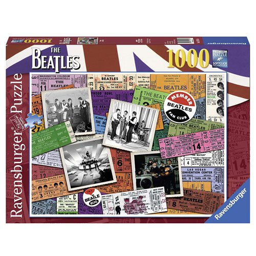 1000 piece jigsaw puzzle gift