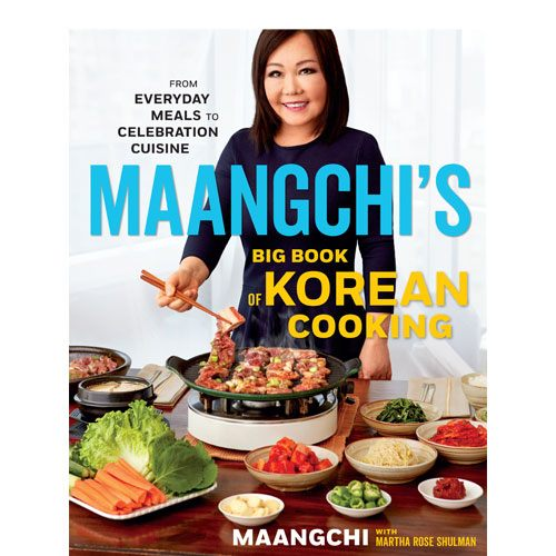 big book of korean cooking