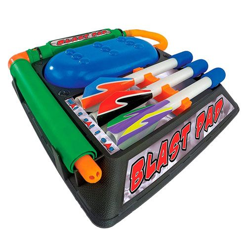 blast pad rocket launcher toy