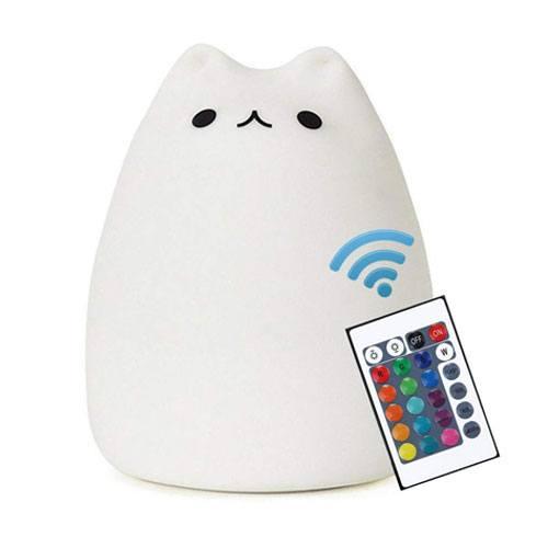 RGB cat lamp toy