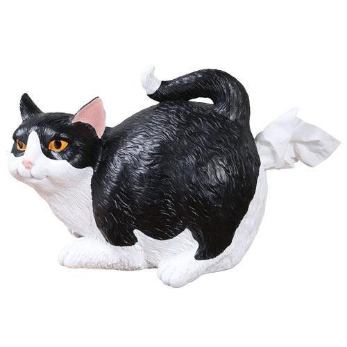 cat tissue holder for cat lovers