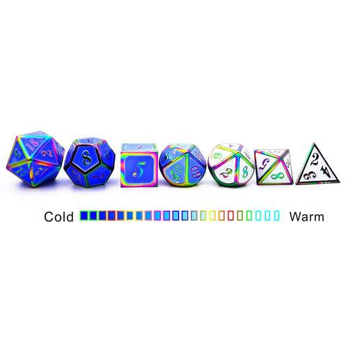 color changing dice set