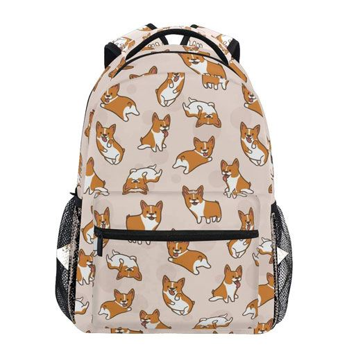 corgi backpack for kids