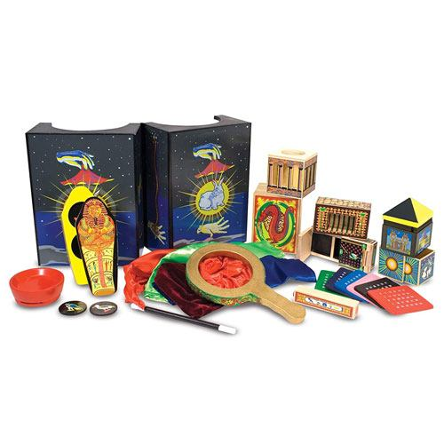 deluxe magic gift set